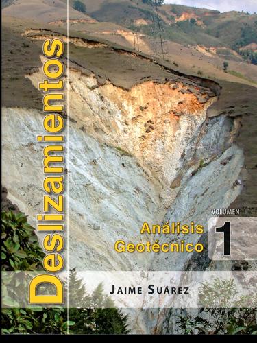 Cubierta para Deslizamientos. Análisis geotécnico Vol. I