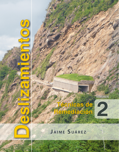 Cubierta para Deslizamientos. Técnicas de remediación Vol. II