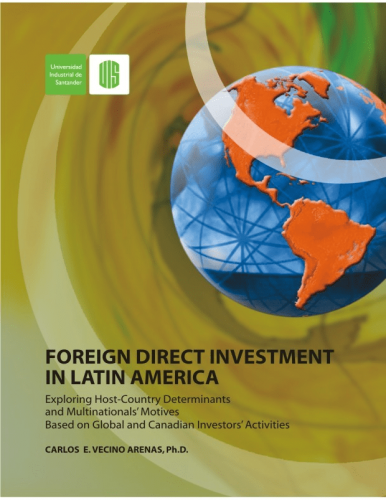 Cubierta para Foreign direct investment in Latin America