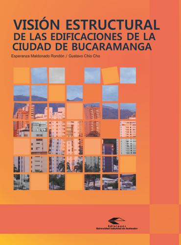 Cubierta para Visión estructural de las edificaciones de la ciudad de Bucaramanga