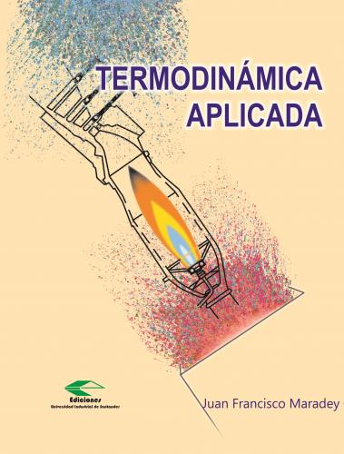 Cubierta para Termodinámica aplicada