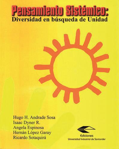 Cubierta para Pensamiento sistémico: Diversidad en busca de unidad