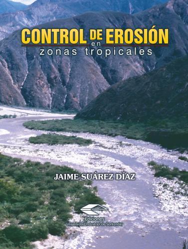 Cubierta para Control de erosión en zonas tropicales