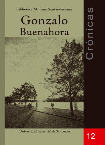 Cubierta para Crónicas: Gonzalo Buenahora
