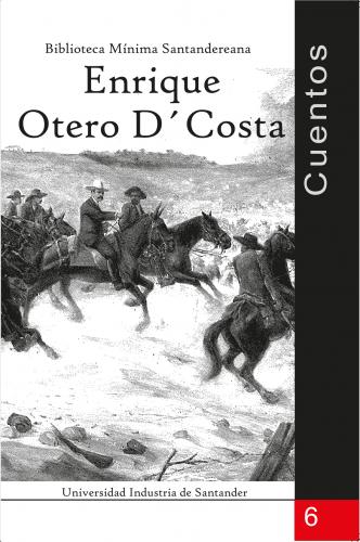 Cubierta para Cuentos: Enrique Otero D´Costa