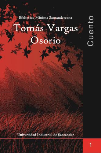 Cubierta para Cuento: Tomás Vargas Osorio