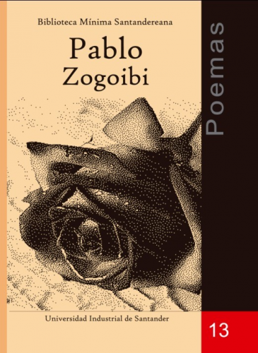 Cubierta para Poemas: Pablo Zogoibi
