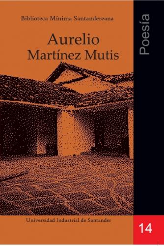 Cubierta para Poesía: Aurelio Martínez Mutis