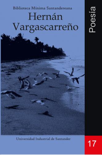 Cubierta para Poesía: Hernán Vargas Carreño