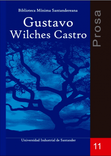 Cubierta para Prosa: Gustavo Wilches Castro