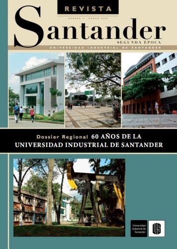 Cubierta para Revista de Santander No. 3 – Segunda época