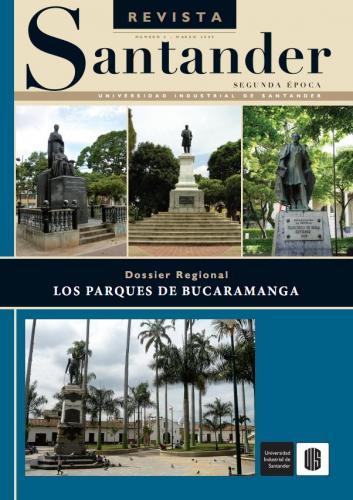 Cubierta para Revista de Santander No. 4 – Segunda época