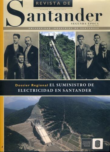 Cubierta para Revista de Santander No. 9 – Segunda época