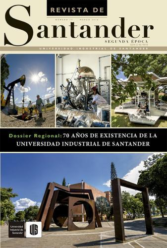 Cubierta para Revista de Santander No. 13 – Segunda época