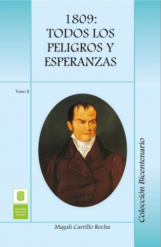 Cubierta para 1809: todos los peligros y esperanzas. Tomo II