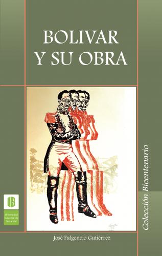 Cubierta para Bolívar y su obra