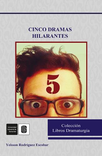 Cubierta para Cinco dramas hilarantes