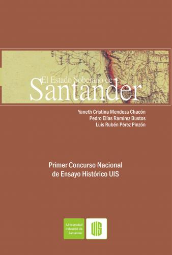 Cubierta para El estado soberano de Santander