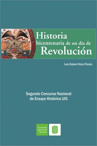 Cubierta para Historia bicentenaria de un día de revolución