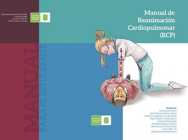 Cubierta para Manual de reanimación cardiopulmonar (RCP)