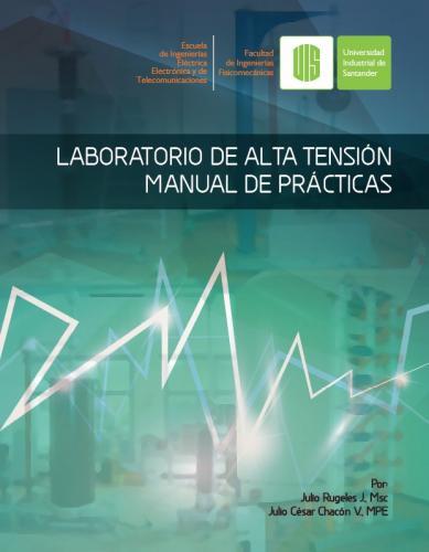 Cubierta para Laboratorio de alta tensión. Manual de prácticas