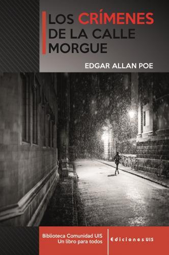 Cubierta para Los crímenes de la calle Morgue