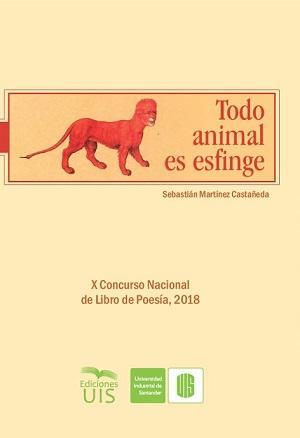 Cover for Todo animal es esfinge