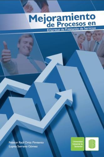 Cubierta para Mejoramiento de procesos en empresas de prestación de servicios
