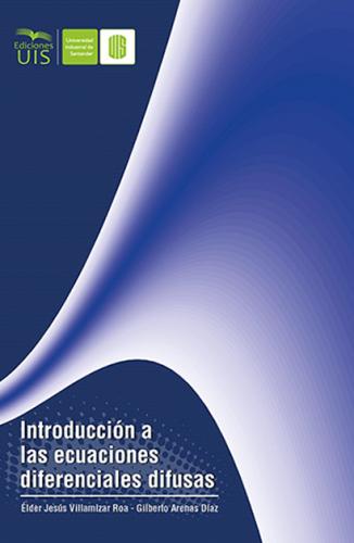 Cubierta para Introducción a las ecuaciones diferenciales difusas