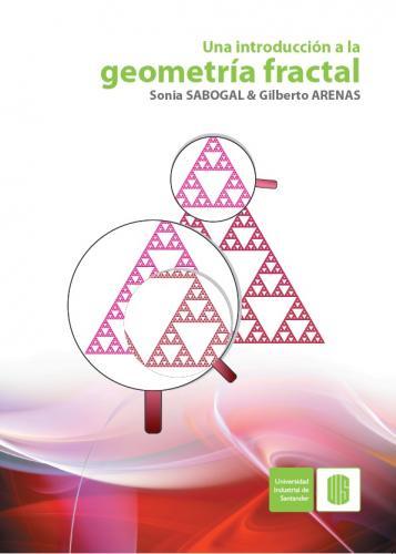 Cubierta para Una introducción a la geometría fractal