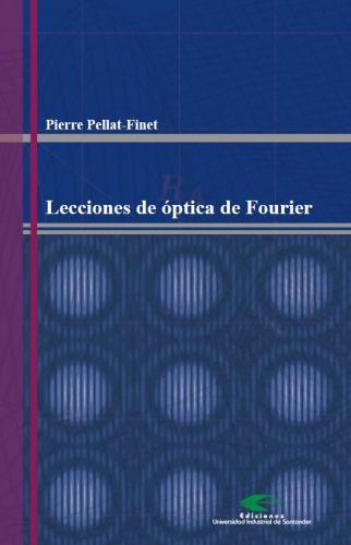 Cubierta para Lecciones de óptica de Fourier
