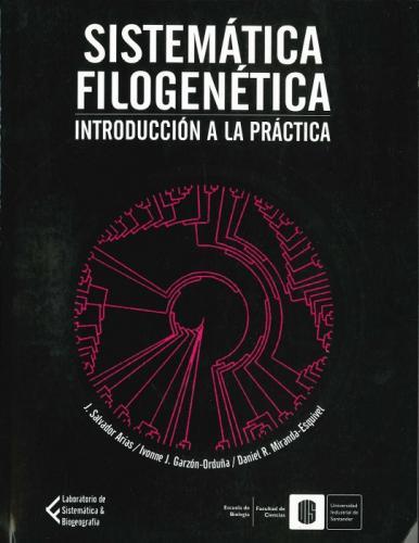 Cubierta para Sistemática filogenética. Introducción a la práctica