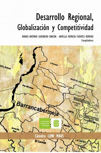 Cubierta para Desarrollo regional, globalización y competitividad