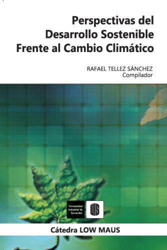 Cubierta para Perspectivas del desarrollo sostenible frente al cambio climático