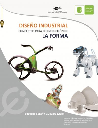 Cubierta para Diseño industrial. Conceptos para la construcción de la forma